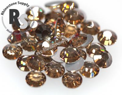 HONEY Preciosa Flat Back Rhinestones