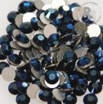 16ss METALLIC BLUE 2038 Hot Fix Rhinestones
