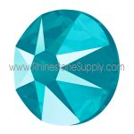 20ss AZURE BLUE LACQUER 2088 Rhinestones
