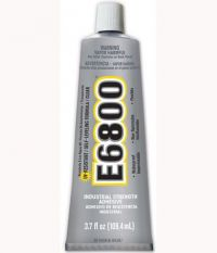 E6800® 3.7 oz tube UV Stable Industrial strength glue for beads crafts